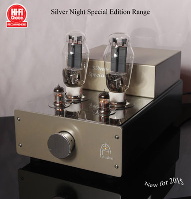 Audion Valve/Tube Amplifiers, Pre-Amplifiers and Electronics